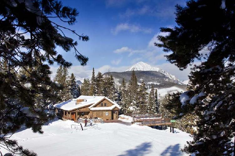Uleys cabin sunlit architecture for Uley s cabin crested butte wedding